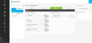Im Mitarbeiter-Modul von Jephi organisierst du deine Mitarbeiter, weist ihnen Projekte zu und lässt sie die Arbeitszeiten für die automatisierte Abrechnung erfassen.