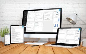 Jephi, die Online Zeiterfassung, bedeutet responsives Design und 100% Funktionalität auf allen Endgeräten.